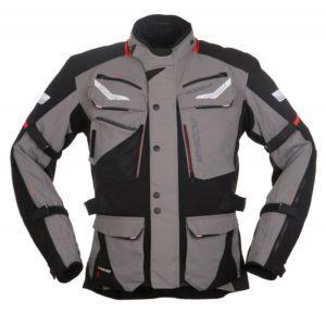 kurtka-motocyklowa-modeka-chekker-czarno-szara-mosnterbike-pl