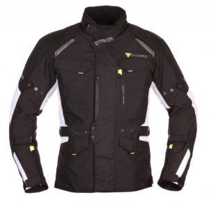kurtka-motocyklowa-modeka-striker-czarno-biała-monsterbike-pl
