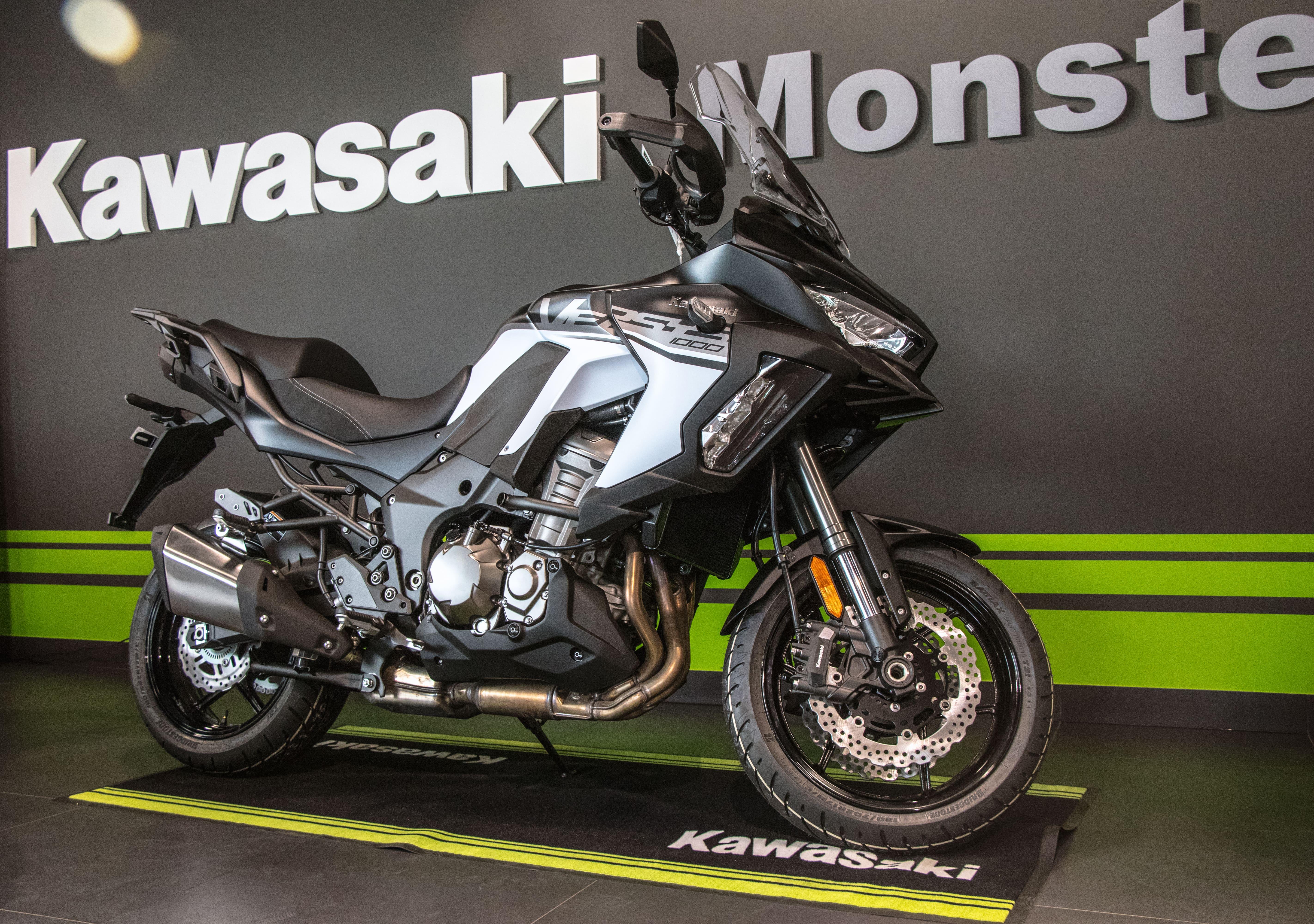 Monster Bike Kawasaki