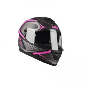 kask-motocyklowy-lazer-rafale-hexa-czarny-różowy-matowy-monsterbike-pl