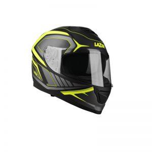 kask-motocyklowy-lazer-rafale-hexa-czarny-żółty-matowy-monsterbike-pl