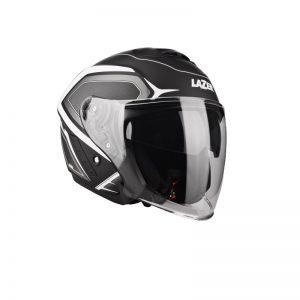 kask-motocyklowy-otwarty-lazer-tango-hexa-czarny-biały-matowy-monsterbike-pl