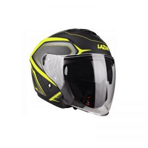 kask-motocyklowy-otwarty-lazer-tango-hexa-czarny-żółty-matowy-monsterbike-pl