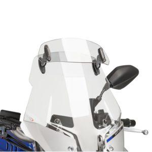regulowany-deflektor-puig-do-szyb-i-owiewek-25x10-cm-wiercony-przezroczysty-monsterbike-pl