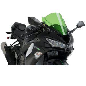szyba-sportowa-puig-do-kawasaki-zx6-r-19-20-zielona-monsterbike-pl