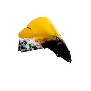 szyba-sportowa-puig-do-yamaha-yzf-r1-09-14-żółta-monsterbike-pl