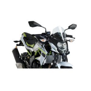 sportowa-owiewka-puig-do-kawasaki-z125-19-20-przezroczysta-monsterbike-pl