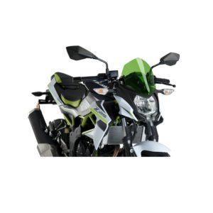 sportowa-owiewka-puig-do-kawasaki-z125-19-20-zielona-monsterbike-pl