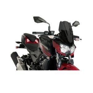 sportowa-owiewka-puig-do-kawasaki-z400-19-20-mocno-przyciemniana-monsterbike-pl
