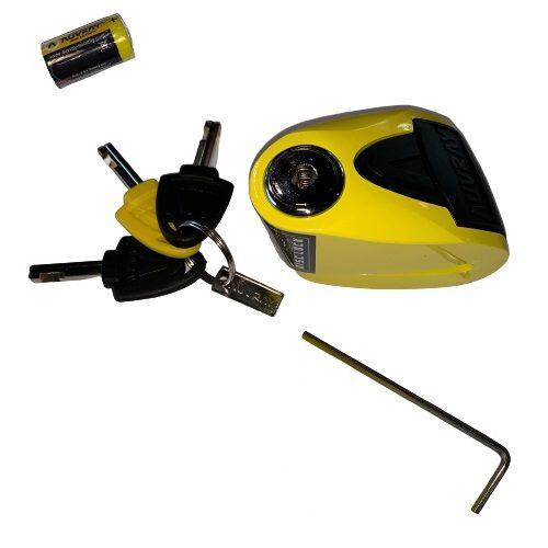 blokada-na-tarczę-AUVRAY-z-alarmem-Dbla6yelauv-żółta-średnica-bolca-10mm-2