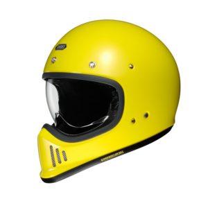 kask-motocyklowy-shoei-ex-zero-żółty-monsterbike-pl