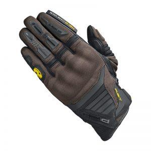 rękawice-motocyklowe-skórzano-tekstylne-held-hamada-brązowe-monsterbike-pl