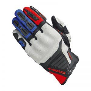 rękawice-motocyklowe-skórzano-tekstylne-held-hamada-czerwone-niebieskie-monsterbike-pl