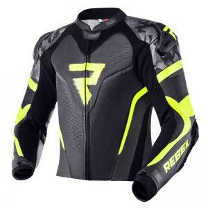 kurtka-motocyklowa-rebelhorn-rebel-czarno-fluo-żółta-monsterbike-pl