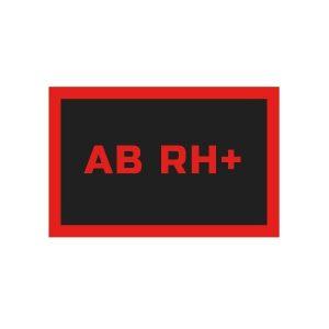 odznaka-na-rzep-rebelhorn-grupa-krwi-ab-rh+-czarno-czerwona-50-x-80-mm-monsterbike-pl