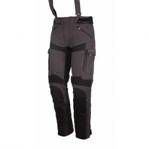spodnie-motocyklowe-modeka-tacoma-II-szaro-czarne-monsterbike.pl