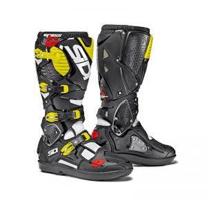 buty-Sidi-Crossfire-3-SRS-white-black-yellow-fluo-sklep-motocyklowy-warszawa-MonsterBike.pl