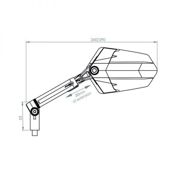 lusterko-puig-hi-tech-explorer-lewe-aluminiowe-ramie-aluminiowe-monsterbike-pl-2
