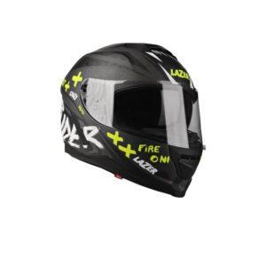 kask-motocyklowy-lazer-rafale-oni-czarny-ciemny-szary-zółty-fluo-matowy-monsterbike-pl