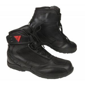 buty-motocyklowe-modeka-le-mans-czarne-odzież-motocyklowa-warszawa-monsterbike-pl