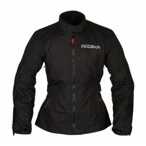 kurtka-motocyklowa-modeka-luna-lady-czarna-odzież-motocyklowa-warszawa-monsterbike-pl