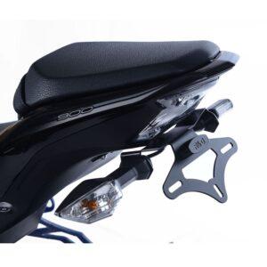 mocowanie-tablicy-rejestracyjnej-kawasaki-Z900-produkt-r&g-LP0219BK-sklep-motocyklowy-MonsterBike.pl