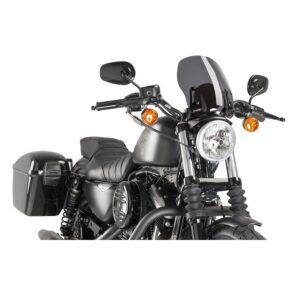 owiewka-puig-do-harley-davidson-sportster-883-1200-mocno-przyciemniana-akcesoria-motocyklowe-warszawa-monsterbike-pl