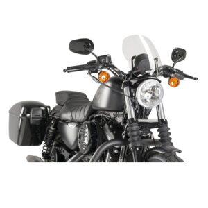 owiewka-puig-do-harley-davidson-sportster-883-1200-przezroczysta-akcesoria-motocyklowe-warszawa-monsterbike-pl