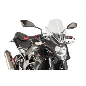owiewka-puig-do-kawasaki-z250sl-15-16-przezroczysta-akcesoria-motocyklowe-warszawa-monsterbike-pl