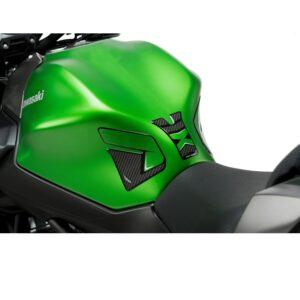 tank-pad-puig-extreme-do-kawasaki-z650-17-21-trzyczęściowy-karbonowy-akcesoria-motocyklowe-warszawa-monsterbike-pl
