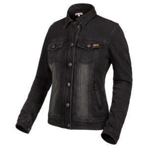 kurtka-jeansowa-broger-florida-lady-washed-black-odzież-motocyklowa-warszawa-monsterbike-pl