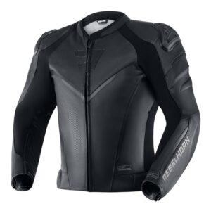 kurtka-motocyklowa-skórzana-rebelhorn-fighter-czarna-odzież-motocyklowa-warszawa-monsterbike-pl