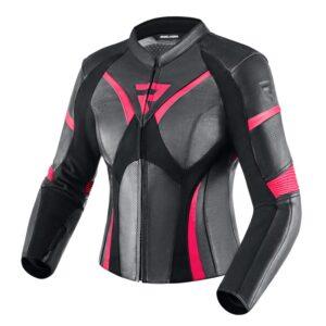 kurtka-motocyklowa-skórzana-rebelhorn-rebel-lady-czarna-różowa-odzież-motocyklowa-warszawa-monsterbike-pl