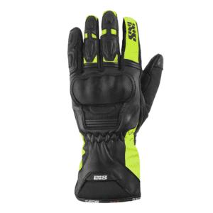 rękawice-motocyklowe-ixs-glasgow-czarne-fluo-żółte-odzież-motocyklowa-warszawa-monsterbike-pl