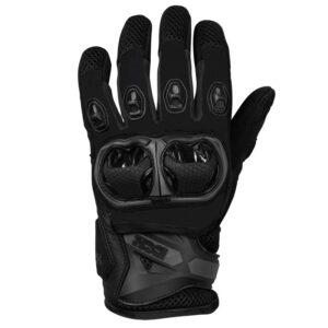 rękawice-motocyklowe-ixs-montevideo-air-s-czarne-odzież-motocyklowa-warszawa-monsterbike-pl