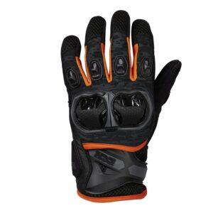 rękawice-motocyklowe-ixs-montevideo-air-s-czarne-srebrne-pomarańczowe-odzież-motocyklowa-warszawa-monsterbike-pl