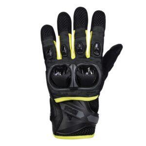 rękawice-motocyklowe-ixs-montevideo-air-s-czarne-szare-żółte-odzież-motocyklowa-warszawa-monsterbike-pl