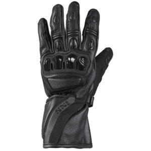 rękawice-motocyklowe-ixs-novara-3-0-czarne-odzież-motocyklowa-warszawa-monsterbike-pl