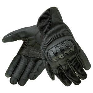 rękawice-motocyklowe-ozone-town-ii-lady-ce-czarne-odzież-motocyklowa-warszawa-monsterbike-pl