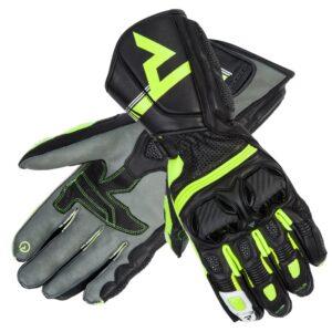 rękawice-motocyklowe-rebelhorn-st-long-czarne-szare-fluo-żółte-odzież-motocyklowa-warszawa-monsterbike-pl
