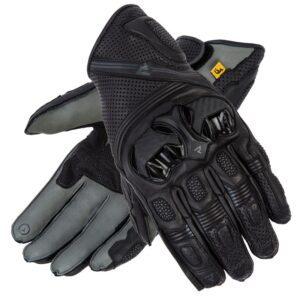 rękawice-motocyklowe-rebelhorn-st-short-czarne-szare-odzież-motocyklowa-warszawa-monsterbike-pl