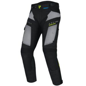 spodnie-motocyklowe-rebelhorn-cubby-iv-czarne-szare-fluo-żółte-odzież-motocyklowa-warszawa-monsterbike-pl