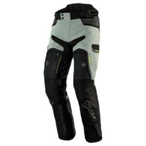 spodnie-motocyklowe-rebelhorn-patrol-szare-czarne-fluo-żółte-odzież-motocyklowa-warszawa-monsterbike-pl