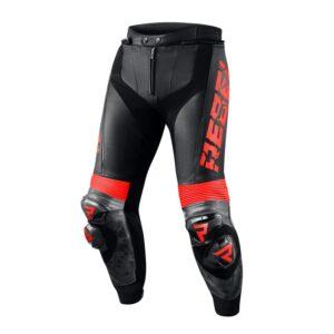 spodnie-motocyklowe-rebelhorn-rebel-cosmic-czarne-ciemnoszare-fluo-czerwone-odzież-motocyklowa-warszawa-monsterbike-pl
