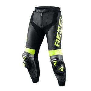 spodnie-motocyklowe-rebelhorn-rebel-cosmic-czarne-ciemnoszare-fluo-żółte-odzież-motocyklowa-warszawa-monsterbike-pl