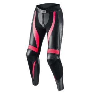 spodnie-motocyklowe-rebelhorn-rebel-lady-czarne-różowe-odzież-motocyklowa-warszawa-monsterbike-pl