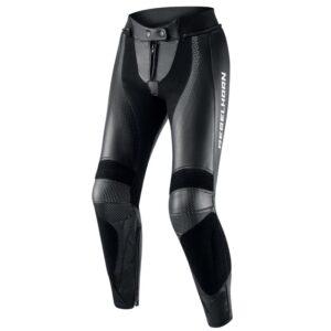 spodnie-motocyklowe-rebelhorn-rebel-stay-creative-lady-czarne-białe-odzież-motocyklowa-warszawa-monsterbike-pl