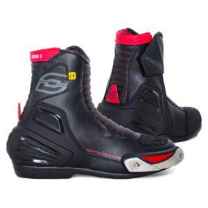 buty-motocyklowe-ozone-urban-ii-ce-czarne-czerwone-odzież-motocyklowa-warszawa-monsterbike-pl