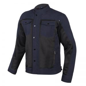 kurtka-motocyklowa-broger-california-navy-blue-black-odzież-motocyklowa-warszawa-monsterbike-pl
