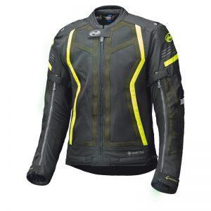 kurtka-motocyklowa-held-aerosec-gtx-czarna-fluo-żółta-odzież-motocyklowa-warszawa-monsterbike-pl